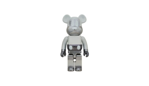 【8月8日(土)12時発売】	 BE@RBRICK fragmentdesign MICKEY MOUSE REVERSE
